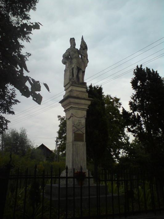 Św. Florian w Mogile.
