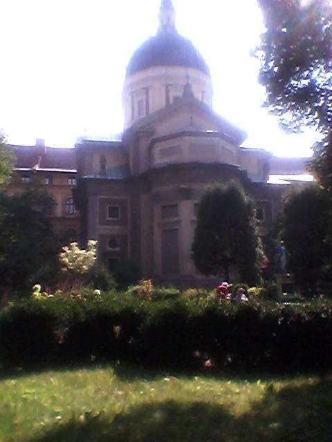 Ogród u Helclów