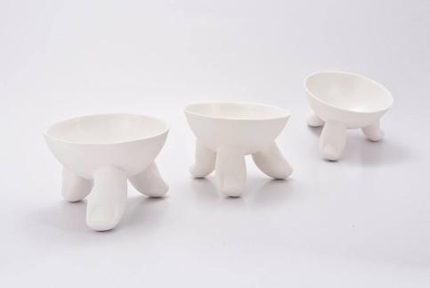 Ceramiczne dzieła.